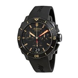 Alpina - -Armbanduhr- AL-372LBBG4FBV6 - 1