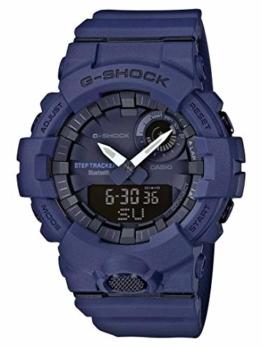 Casio G-Shock Herren Harz Uhrenarmband GBA-800-2AER - 1
