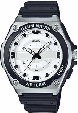 Casio Standard Analog Watch MWC100H-7A - 1