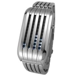 Tokyo Flash - -Armbanduhr- TOKYOFLASH-Barcode/White - 1