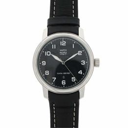 WatchPeople Herrenuhr Kreon schwarz - 1