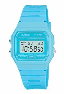 Casio Collection Herren-Armbanduhr F91WC2AEF - 1
