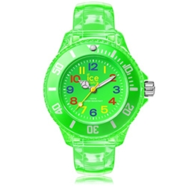 Ice-Watch - ICE happy Neon green - Boy's wristwatch with plaastic strap - 001321 (Extra small) - 1