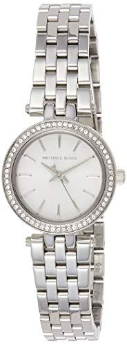 Michael Kors Damen Analog Quarz Uhr mit Edelstahl Armband MK3294 - 1