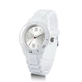 ACAMPTAR Klassische stilvolle Mode Sport Silikon Gelee Gurt Unisex Armbanduhr - 1