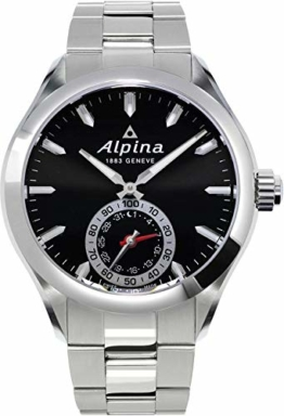 Alpina Geneve Horological Smartwatch AL-285BS5AQ6B Herrenarmbanduhr SmartWatch - 1