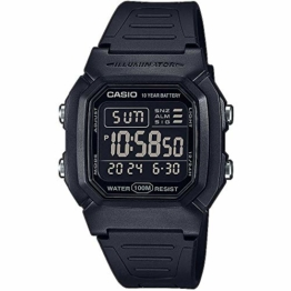 Casio Watch W-800H-1BVES - 1