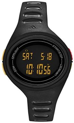 Adidas Adizero Unisex Uhr digital Quarzwerk mit Polyurethan Armband ADP6134 - 1