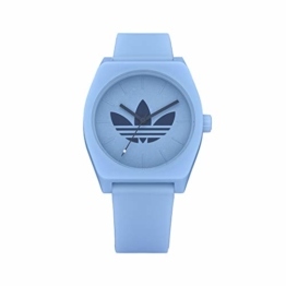 Adidas by Nixon Unisex Analog Quarz Uhr mit Silikon Armband Z10-3266-00 - 1