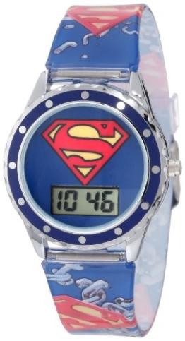DC Comics - Jungen -Armbanduhr- SUP4021 - 1