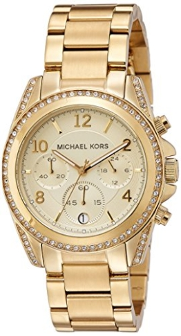 Michael Kors Damen Analog Quarz Uhr MK5166 - 1