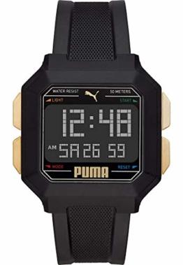 Puma Unisex-Uhren Digital Quarz One Size 87972704 - 1
