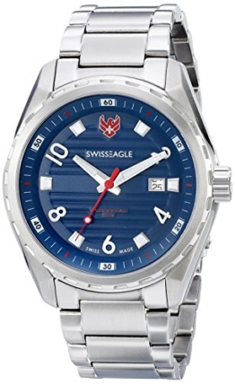 SWISS EAGLE - -Armbanduhr- SE-9063-22 - 1