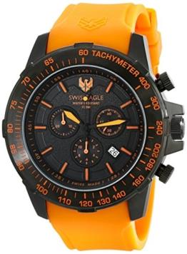 SWISS EAGLE - -Armbanduhr- SE-9065-08 - 1