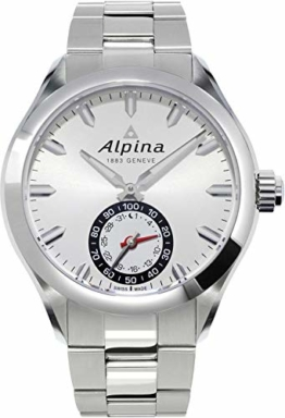 Alpina Geneve Horological Smartwatch AL-285S5AQ6B Herrenarmbanduhr SmartWatch - 1