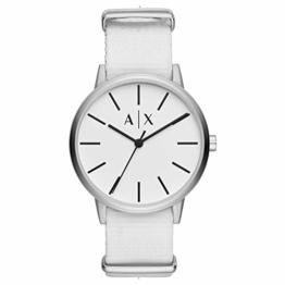 Armani Exchange Herren Analog Quarz Uhr Watch AX2713 - 1