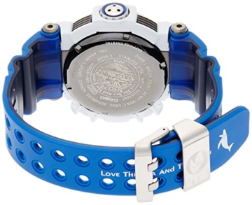 Casio G-Shock GWF-D1000K-7JR Frogman Love The Sea and The Earth Limited Edition Armbanduhr (japanische Originalprodukte) - 4