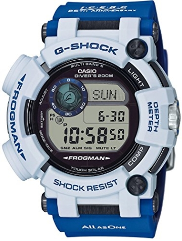 Casio G-Shock GWF-D1000K-7JR Frogman Love The Sea and The Earth Limited Edition Armbanduhr (japanische Originalprodukte) - 1